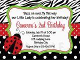 Ladybug Birthday Invites Printable Birthday Invitations Ladybug First Party Red