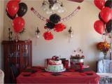 Ladybug Decorations for 1st Birthday Party Expressions by Devin Ladybug 1st Birthday Bash