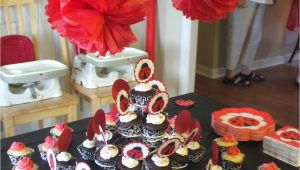 Ladybug Decorations for 1st Birthday Party Expressions by Devin Weekend Recap Lady Bug First