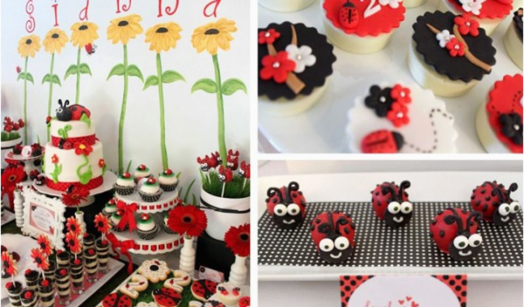Download By SizeHandphone Tablet Desktop Original Size Back To Ladybug Decorations For 1st Birthday Party