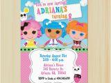 Lalaloopsy Birthday Card 6 Best Images Of Lalaloopsy Birthday Invitations Printable