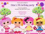 Lalaloopsy Birthday Card Free Lalaloopsy Birthday Invitations Bagvania Free