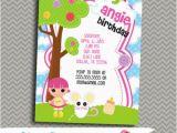 Lalaloopsy Birthday Card Lalaloopsy Birthday Invitations B Printable or Prints