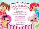 Lalaloopsy Birthday Card where the Mermaids Murmur Lilly 39 S Lalaloopsy Birthday