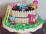 Lalaloopsy Birthday Decorations A Lalaloopsy Birthday Party