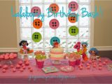 Lalaloopsy Birthday Party Decorations Gingerbabymama Lalaloopsy Birthday Party