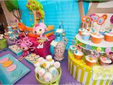 Lalaloopsy Birthday Party Decorations Lalaloopsy Party Birthday Party Ideas Photo 2 Of 17