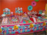 Lalaloopsy Birthday Party Decorations Lalaloopsy Party Birthday Party Ideas Photo 22 Of 37