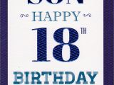 Large 18th Birthday Cards for son to A Fantastic son Happy 18th Birthday Card Cards Crazy