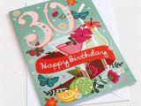 Large 30th Birthday Card 30th Birthday Card Large A5 Female Birthday Card Happy