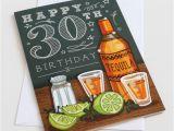 Large 30th Birthday Card 30th Happy Birthday Card Large A5 148x210mm Folksy