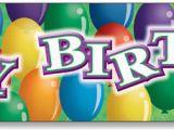 Large Happy Birthday Banners north Star Teacher Resources Ns1208 Happy Birthday Banner
