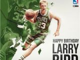 Larry Bird Birthday Card Larry Bird 39 S Birthday Celebration Happybday to
