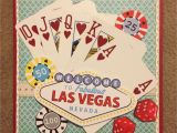 Las Vegas themed Birthday Cards Card Made for A Las Vegas themed Birthday Using Stampin