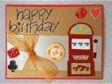 Las Vegas themed Birthday Cards Las Vegas themed Birthday Card