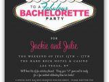 Las Vegas themed Birthday Invitations Fabulous Las Vegas themed Party Invitation 4×6 or 5×7