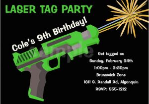 Laser Tag Birthday Invitation Templates Free Laser Tag Birthday Invitations Ideas Free Bagvania Free