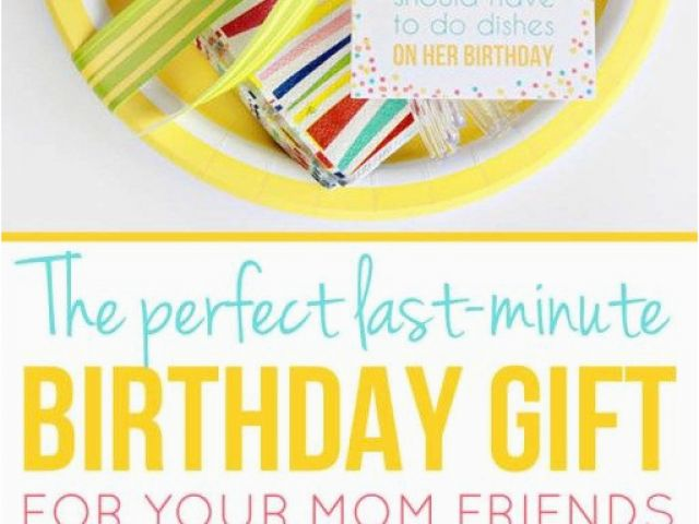 Last Minute Birthday Gift Ideas For Best Friend The Christmas Gifts