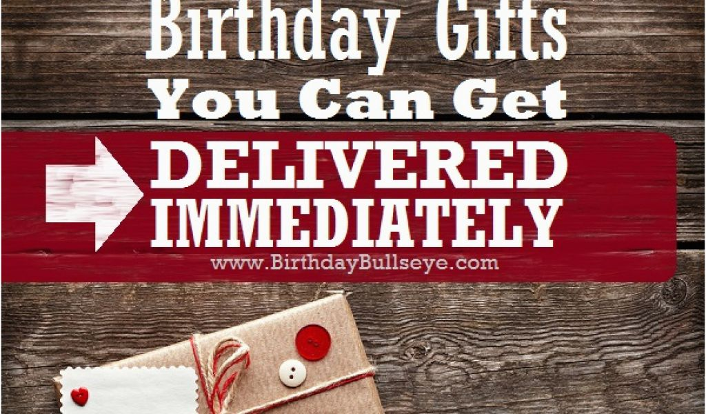Last Minute Birthday Gifts For Him 12