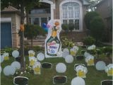 Lawn Decorations for Birthday Party Lawn Decorations