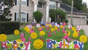 Lawn Decorations for Birthdays Yard Decoration Birthday Fairy News