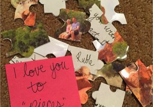 Ldr Birthday Gifts for Him Long Distance Relationship Gift Diy Puzzle with Love Note