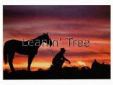 Leanin Tree Western Birthday Cards Leanin Tree Road Less Traveled Cowboy Birthday Greeting