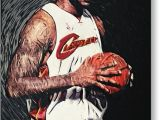 Lebron James Birthday Card Lebron James Greeting Cards for Sale