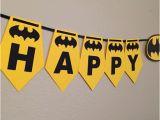 Lego Batman Happy Birthday Banner Batman Birthday Banner by eventsbycora On Etsy events by