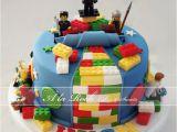 Lego Birthday Cake Decorations Boys Lego Cake Cake by Alaroch Cakesdecor