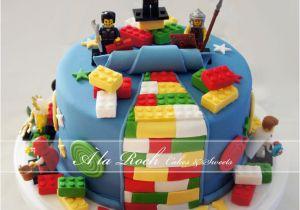 Lego Birthday Cake Decorations Boys By Alaroch Cakesdecor