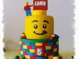 Lego Birthday Cake Decorations Gateau Lego Au Pays De Candice Boy Cakes Pinterest