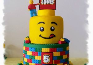 Lego Birthday Cake Decorations Gateau Au Pays De Candice Boy Cakes Pinterest
