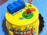 Lego Birthday Cake Decorations Lego Cake Gray Barn Baking