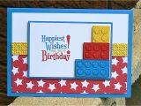 Lego Birthday Card Ideas Kb Papercraft Kid 39 S Punch Art