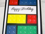Lego Birthday Card Ideas Lego Birthday Card