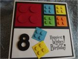 Lego Birthday Card Ideas Lego Card by Mitch1 at Splitcoaststampers