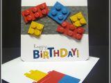 Lego Birthday Card Ideas My Sandbox Lego Birthday