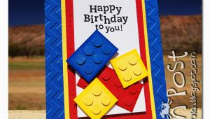 Lego Birthday Card Ideas Ryemilan 39 S Ramblings for All the Lego Fans