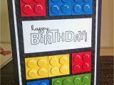 Lego Birthday Card Ideas Stampin 39 Up Australia Tina White Time to Ink Up