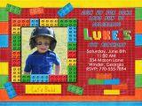 Lego Birthday Invitation Wording Lego Birthday Party Invitations Egreeting Ecards