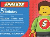 Lego Birthday Invitations Online Free Lego Birthday Invitations Bagvania Free Printable