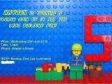 Lego Birthday Invitations Online Free Printable Lego Birthday Invitations Drevio