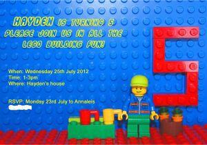 Lego Birthday Invitations Online Free Printable Drevio
