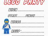 Lego Birthday Invitations Online Free Printable Lego Birthday Party Invitations U Me and