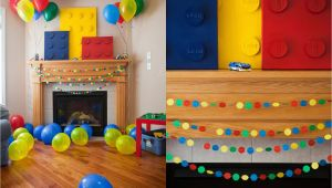 Lego Birthday Party Decoration Ideas Homemade Serenity the Lego Party Part One