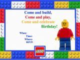 Lego Birthday Party Invitations Online Let 39 S Panic Lego Birthday Party