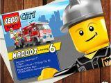 Lego City Birthday Invitations Crayola Crayon Birthday Invitation Digital by