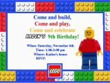 Lego City Birthday Invitations Lego City Invitations Template Best Template Collection