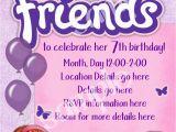 Lego Friends Birthday Invitations Lego Friends Birthday Invitation